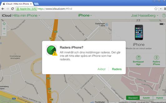 Hitta Operatör På Iphone 5